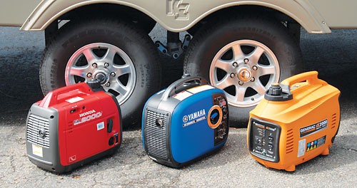 2000 Watt Portable Generator Inverters