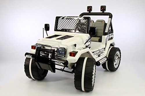 Ride-on-Car-Toy-Jeep-Wrangler-Style-2-Motors-2-Battery-Remote-Control-Power-Wheel-2016-LEATHER-SEAT-UNIC-COLOR-0