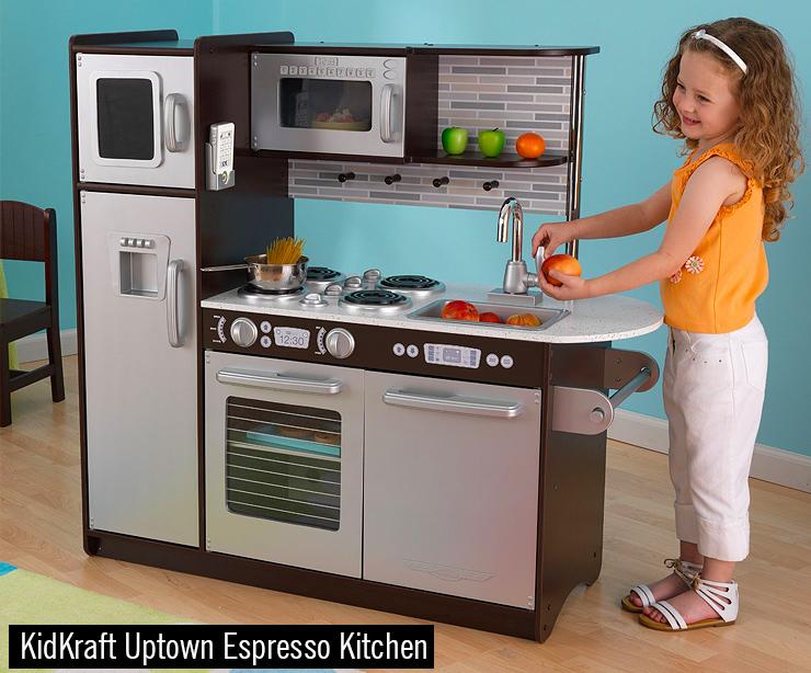 Kidkraft Uptown Espresso Play Kitchen Reviews