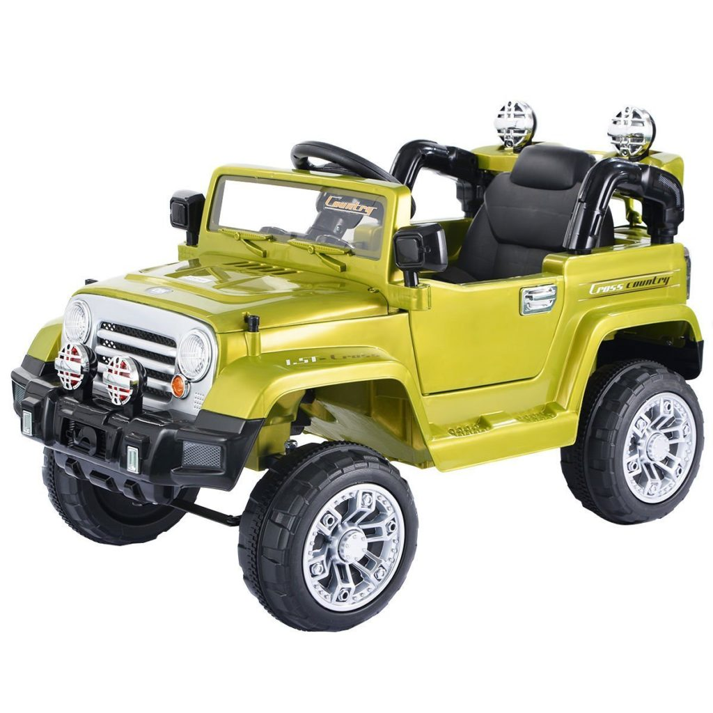 Kids Power Wheels Rc Battery Operated Cars Jeeps Of 2017