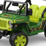 Best Child's Jeep Power Wheels Battery Operated Review